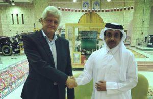Dieter Wiesner & Ahmed Al Thani 3